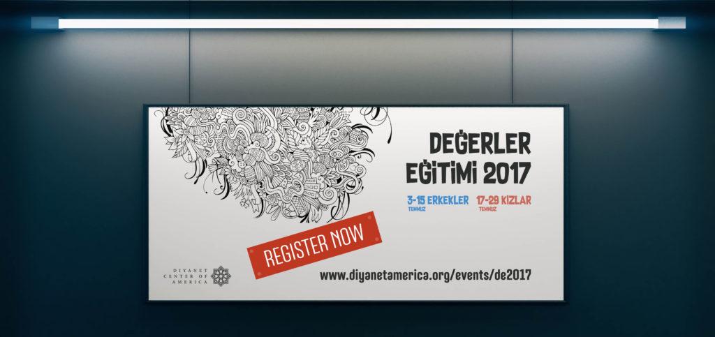 Degerler Egitimi- Summer 2017